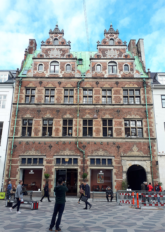 magasin royal copenhagen stroget