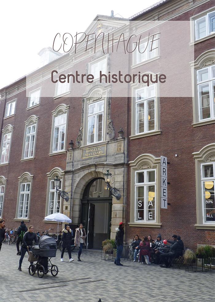copenhague centre historique