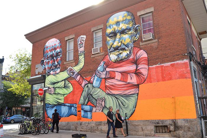 montreal street art quebec