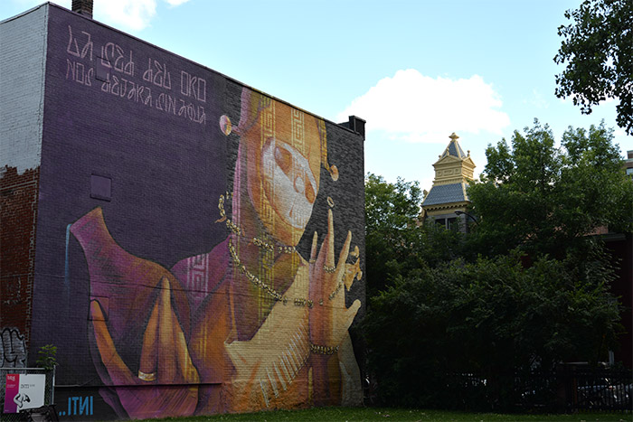 inti montreal street art