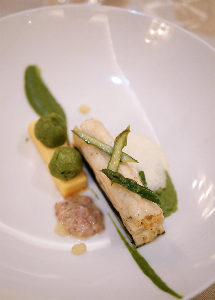 hilton al houara restaurant olivier