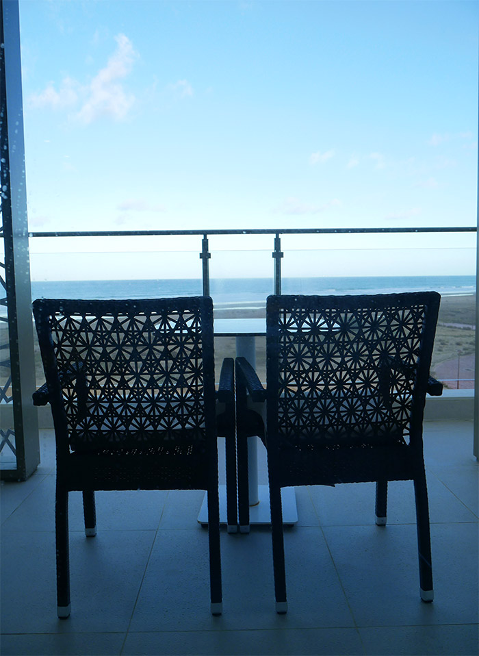 tanger hilton al houara chambre balcon