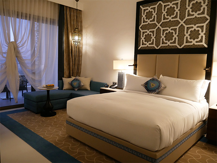 tanger hilton el houara hotel chambre