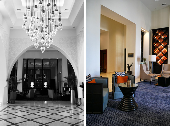 tanger hilton al houara luxe hotel