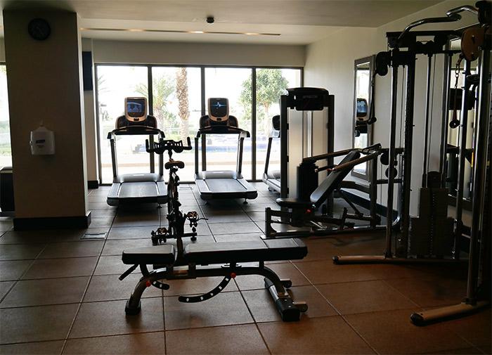 al houara hotel hilton sport fitness
