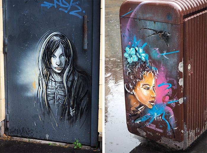 alice pasquini vitry sur seine street art