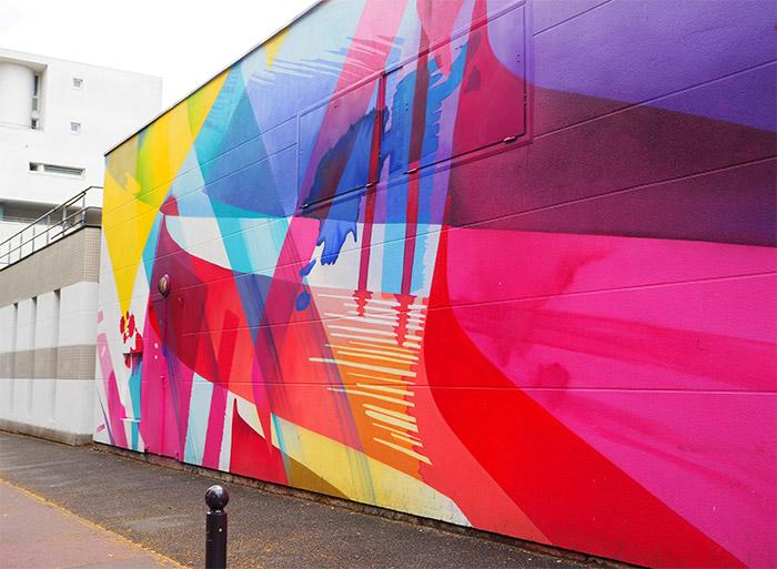 MadC Vitry sur Seine street art