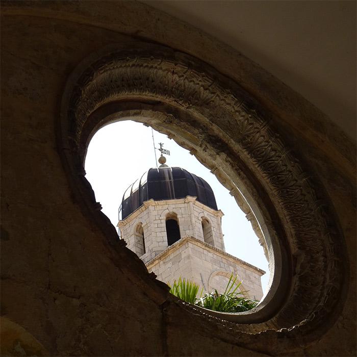 croatie dubrovnik monastere dominicain