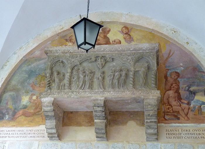 dubrovnik eglise monastere dominicain