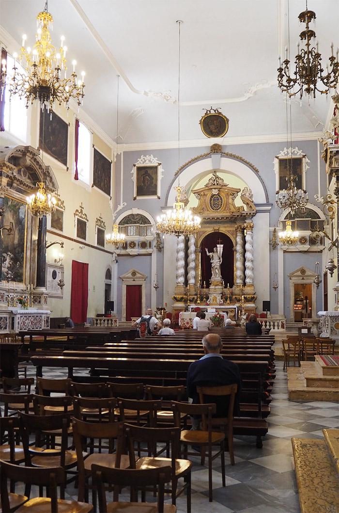 dubrovnik eglise saint sauveur croatie