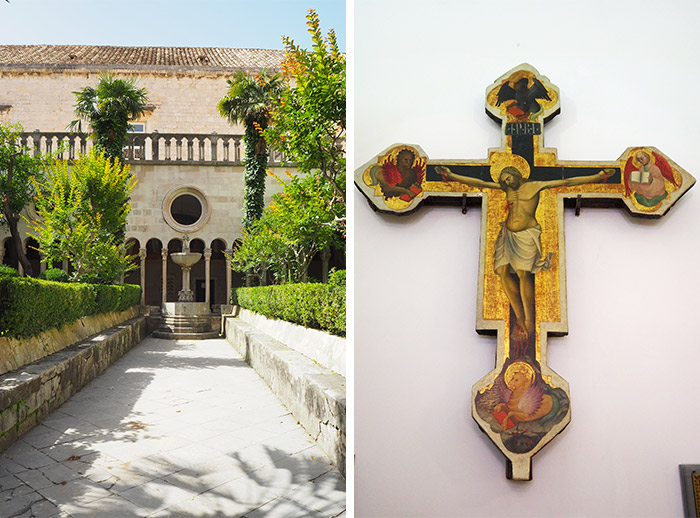 dubrovnik eglise couvent dominicain