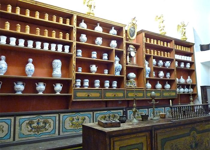 pharmacie couvent franciscain dubrovnik