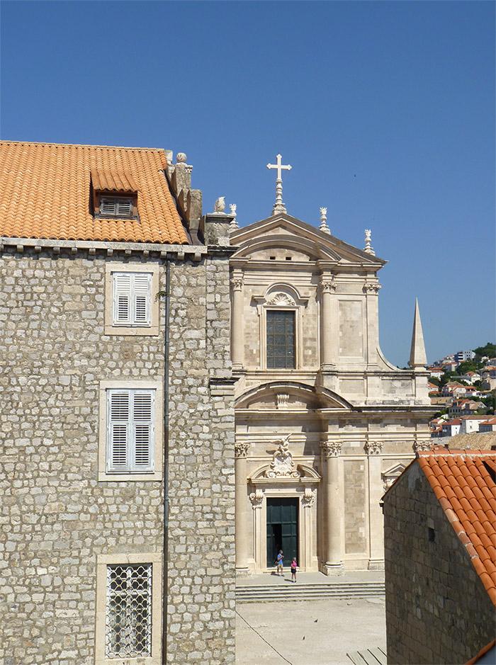 eglise saint ignace dubrovnik