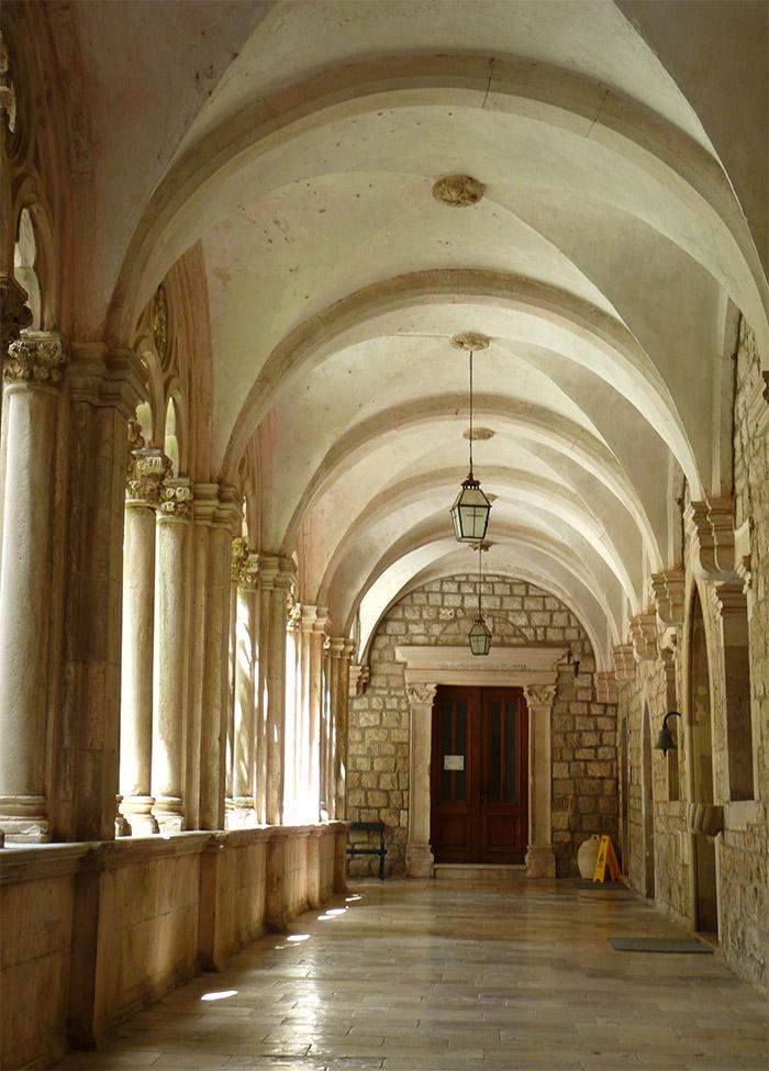 monastere franciscains dubrovnik
