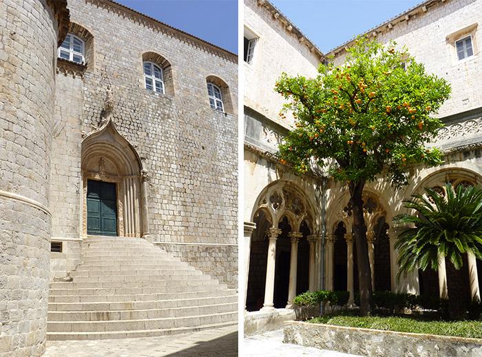 monastere franciscain dubrovnik