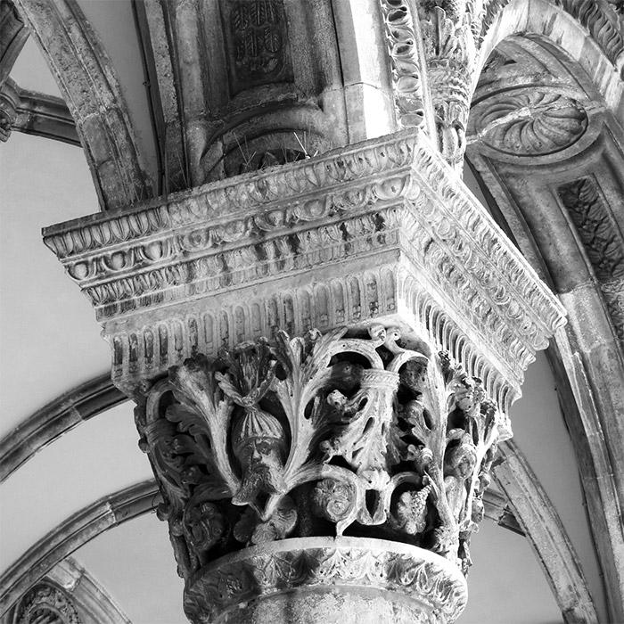 pilier palais recteur dubrovnik