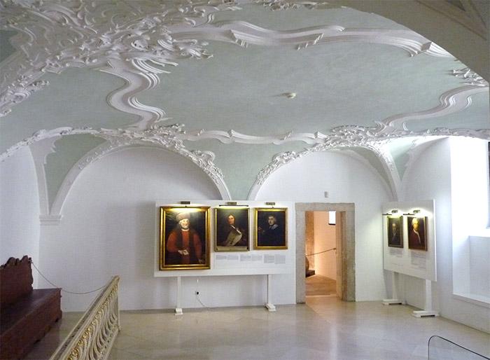 dubrovnik palais recteur