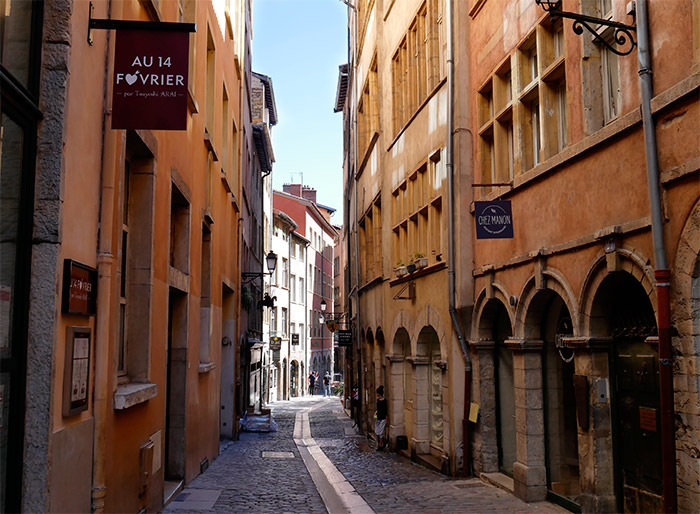 lyon rue du boeuf