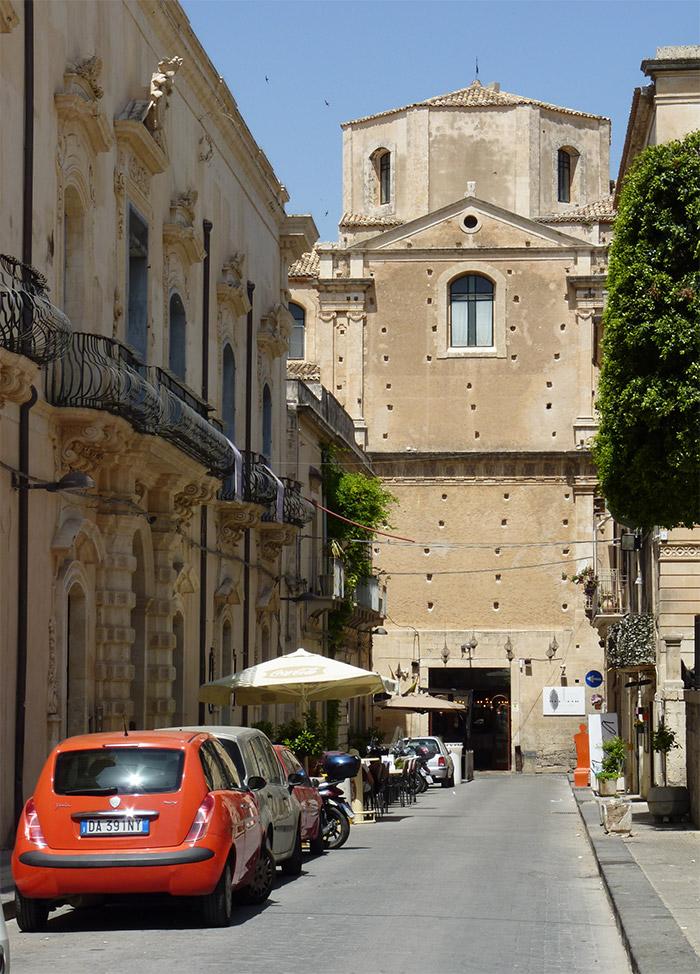 sicile noto baroque