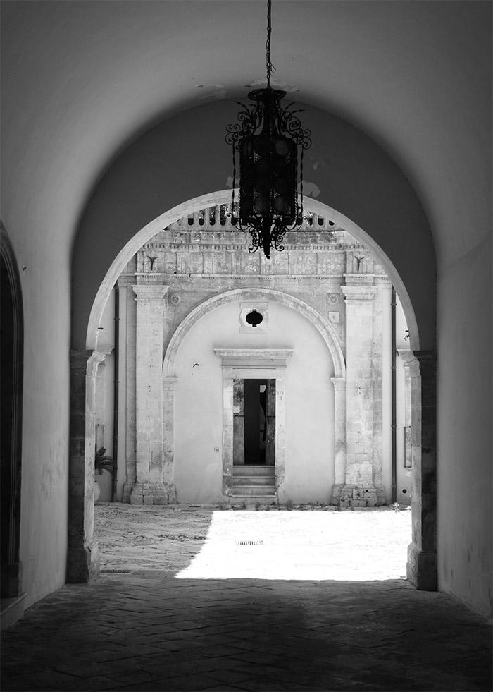 Palazzo Rau della Ferla noto sicile
