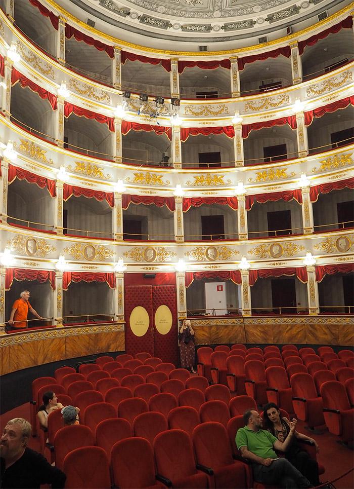 Noto Teatro Tina Di Lorenzo