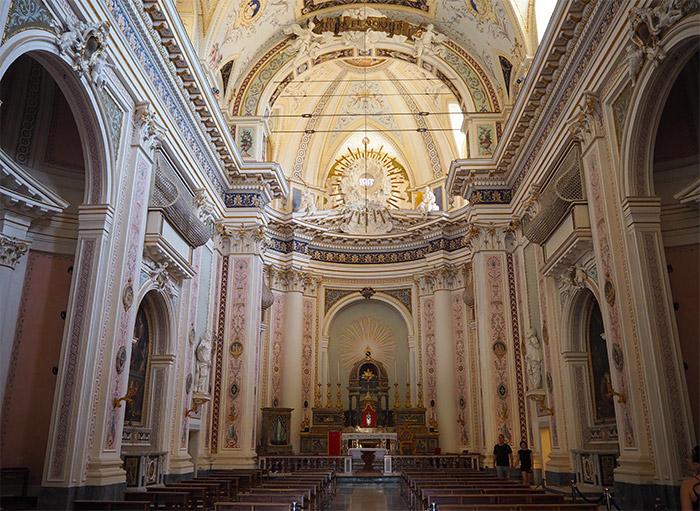 sicile noto basilica san salvatore