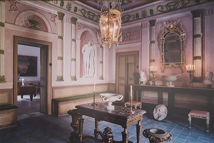 noto sicile Palazzo Castelluccio baroque
