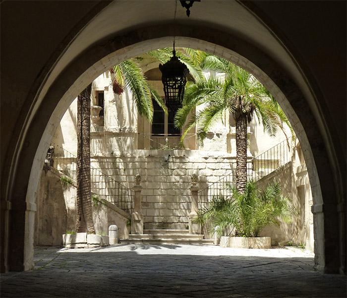 noto sicile Palazzo Castelluccio