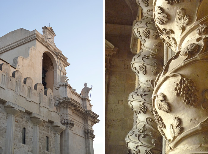 ortigia sicile cathedrale