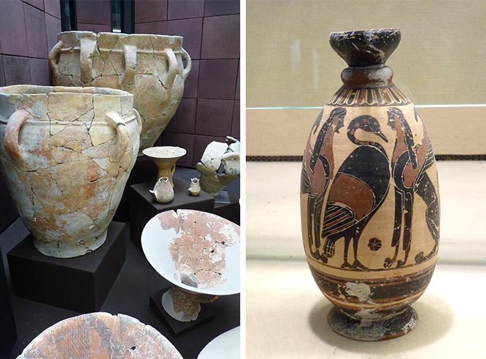 syracuse musée archéologique régional Paolo Orsi
