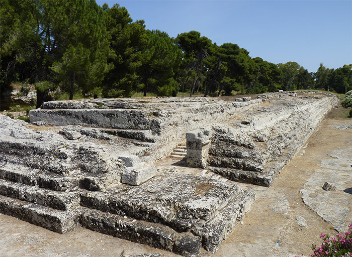 sicile syracuse neapolis