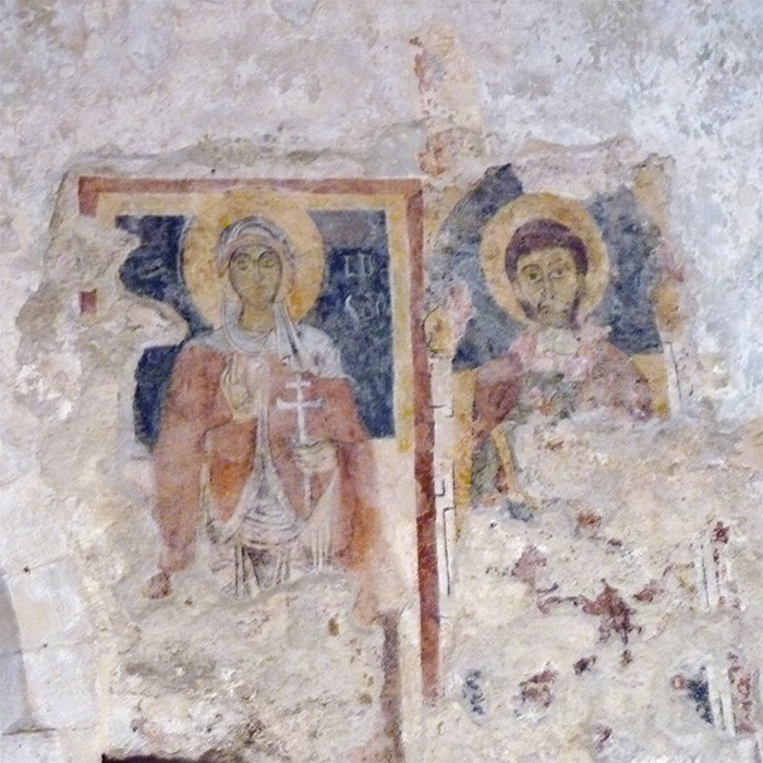 syracuse eglise catacombes san giovanni batista