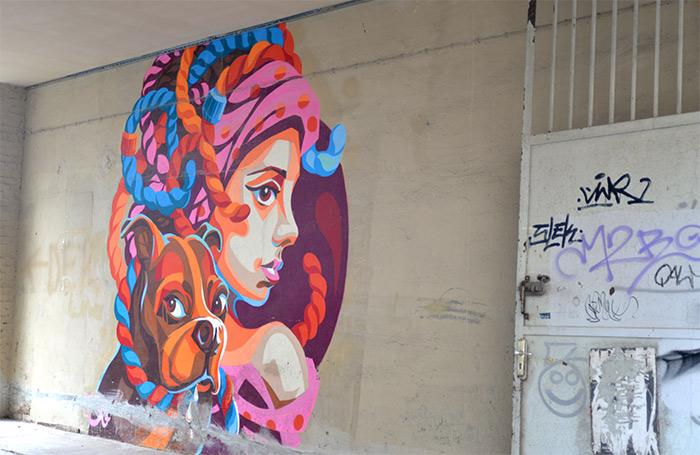 halle street art julia yu-baba