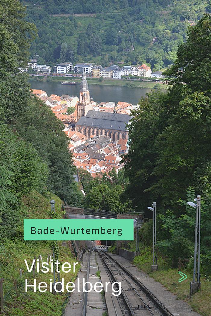 guide voyage heidelberg
