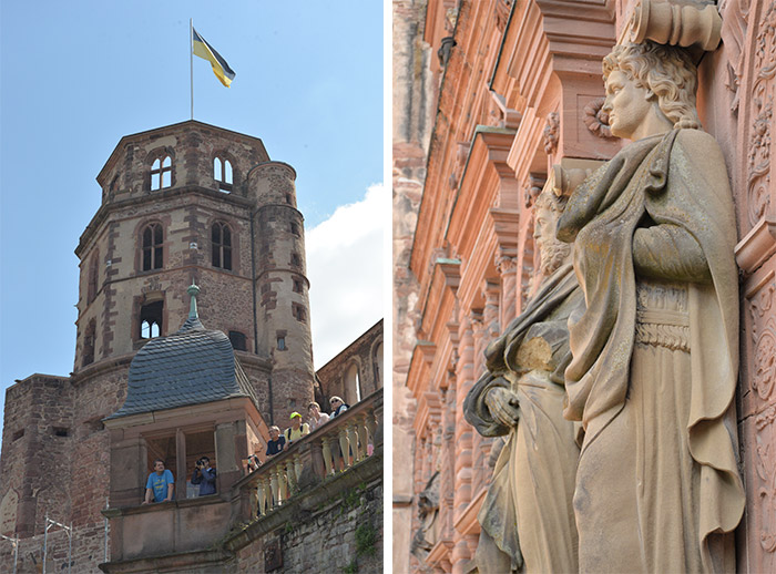 allemagne bade wurtemberg chateau