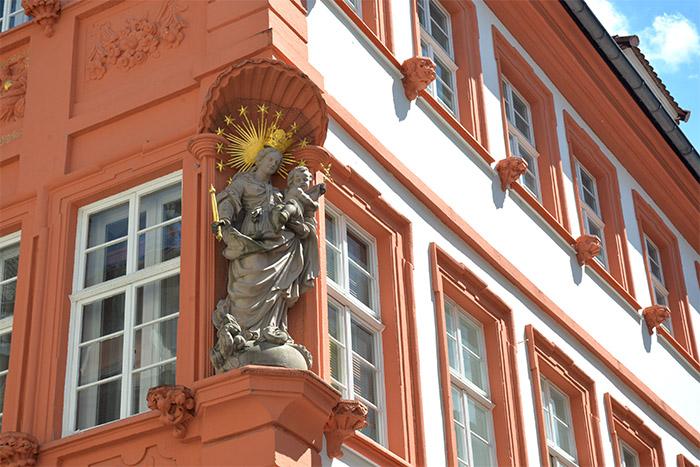 heidelberg ville ancienne allemagne
