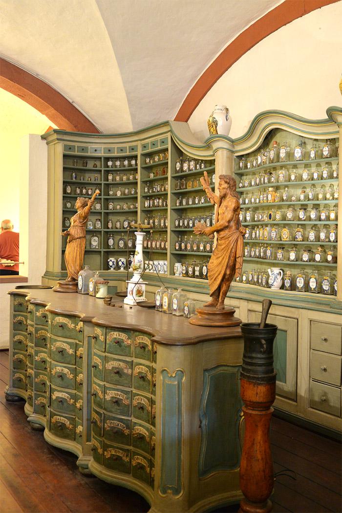 heidelberg chateau pharmacie