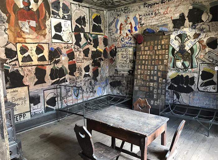 heidelberg prison étudiants allemagne