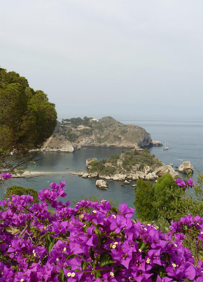 sicile isola bella