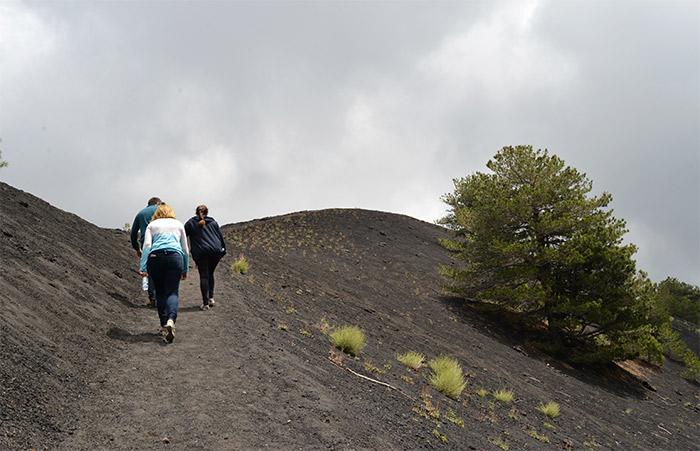 sicile randonnee etna volcan