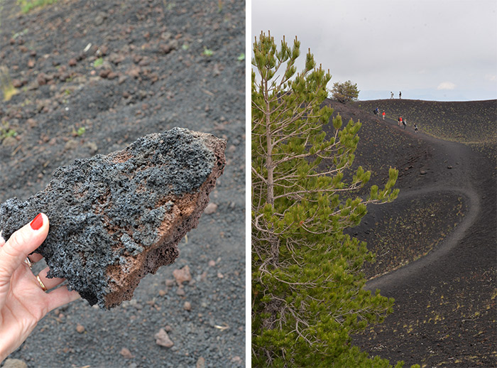 sicile etna randonnee volcan
