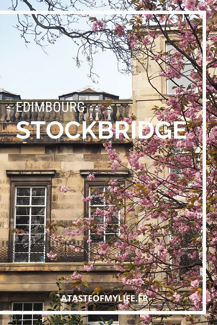 edimbourg stockbridge