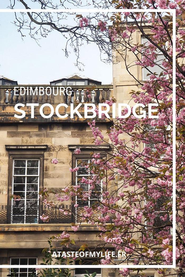 edimbourg stockbridge