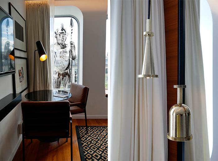 paris renaissance hotel republique chambre