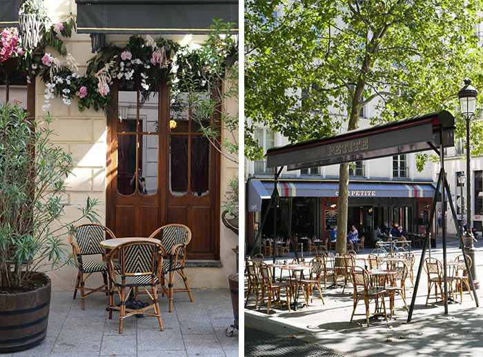 Paris cafe France terrasse