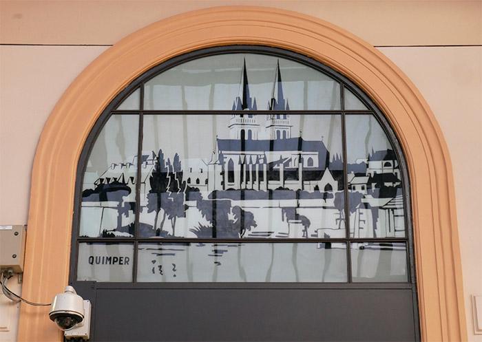 vitraux gare saint lazare paris