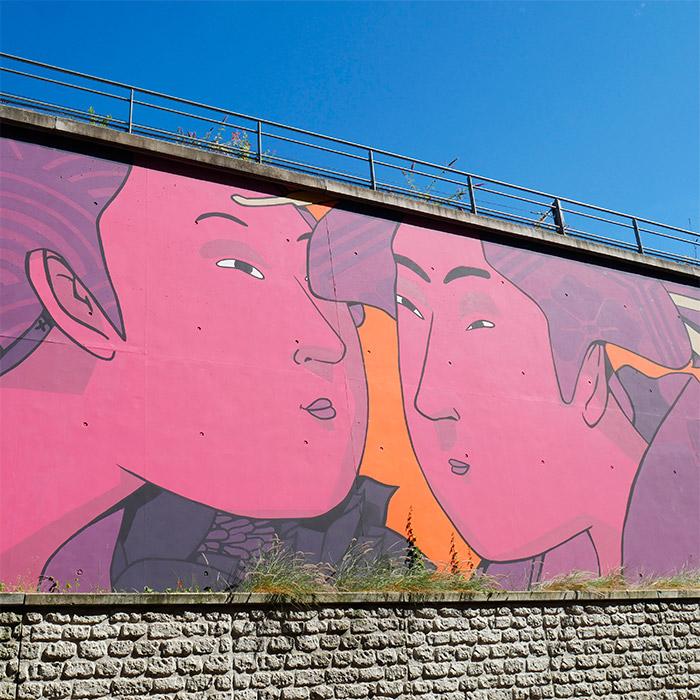 street art rue cambrai paris