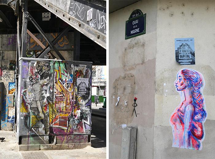 quai de la marne paris street art