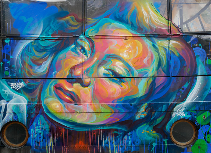 sema lao street art paris ourcq