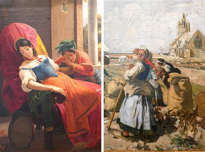 musee peinture quimper finistere
